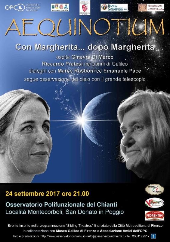 Aequinotium 2017 con Ginevra Di Marco