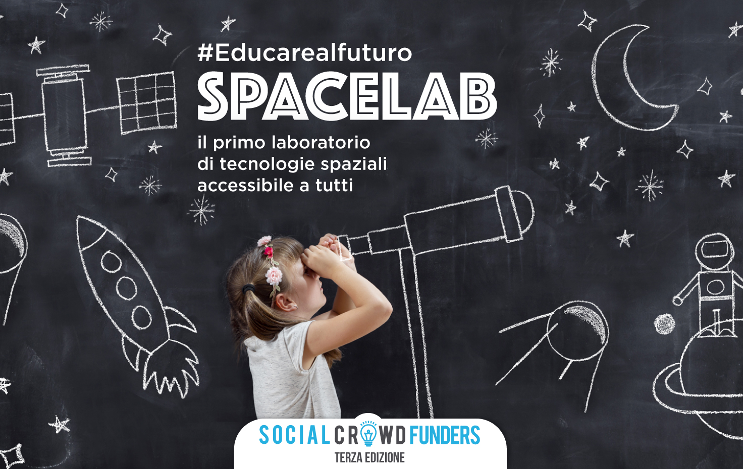 SPACELAB - #EDUCAREALFUTURO